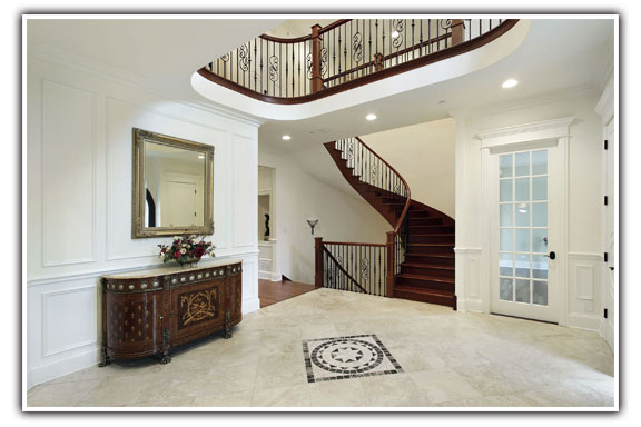 Foyer Luxury Outlet : Floor tile stone hardwood marble installation