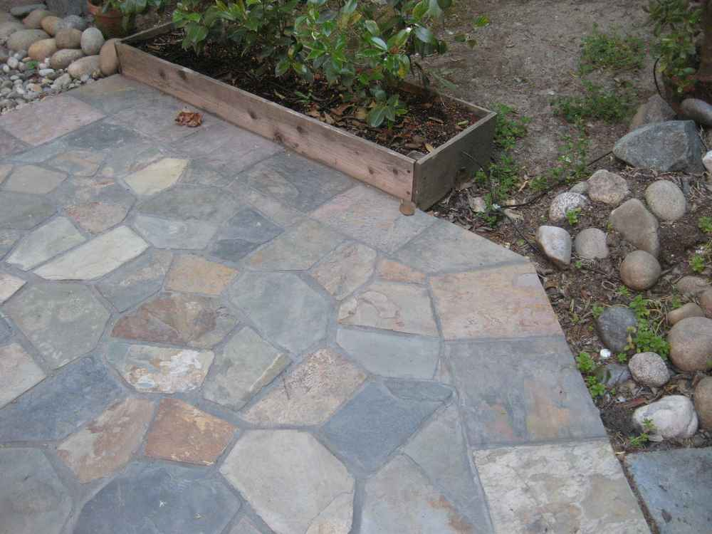 Outdoor Tile Pavers Patterns Landscape Stone